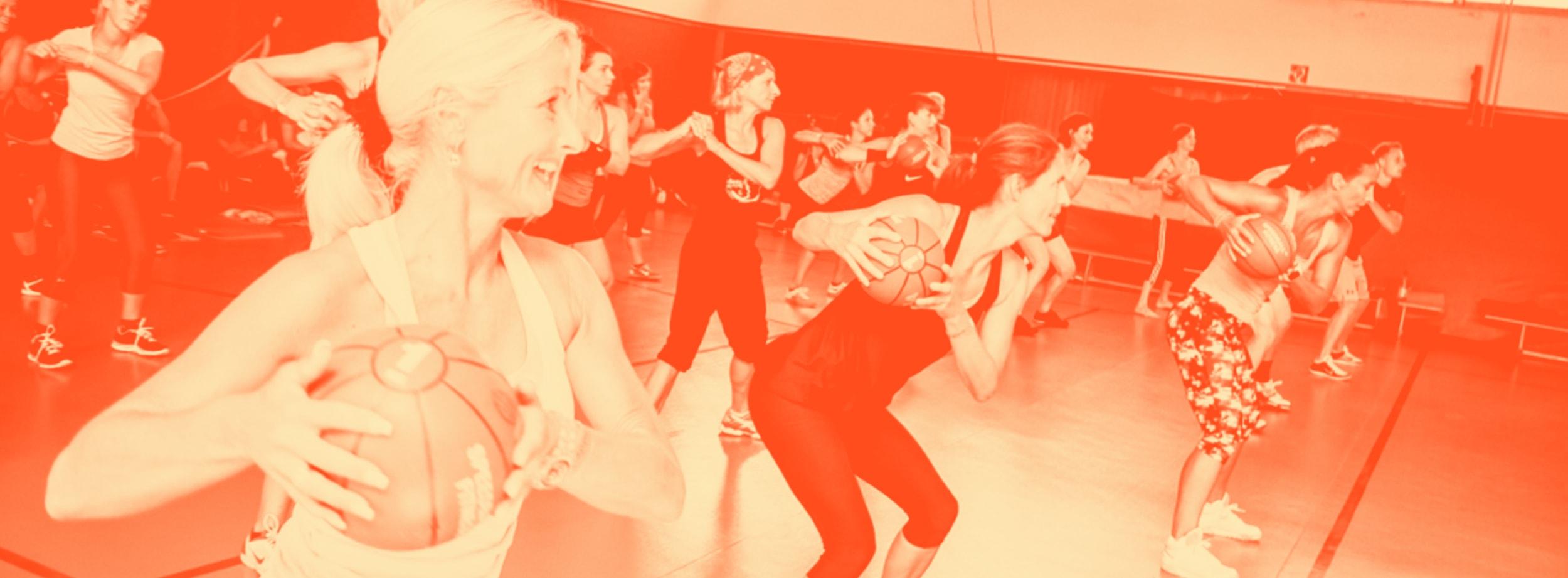 Step and Dance Aerobic Bodyart 2015