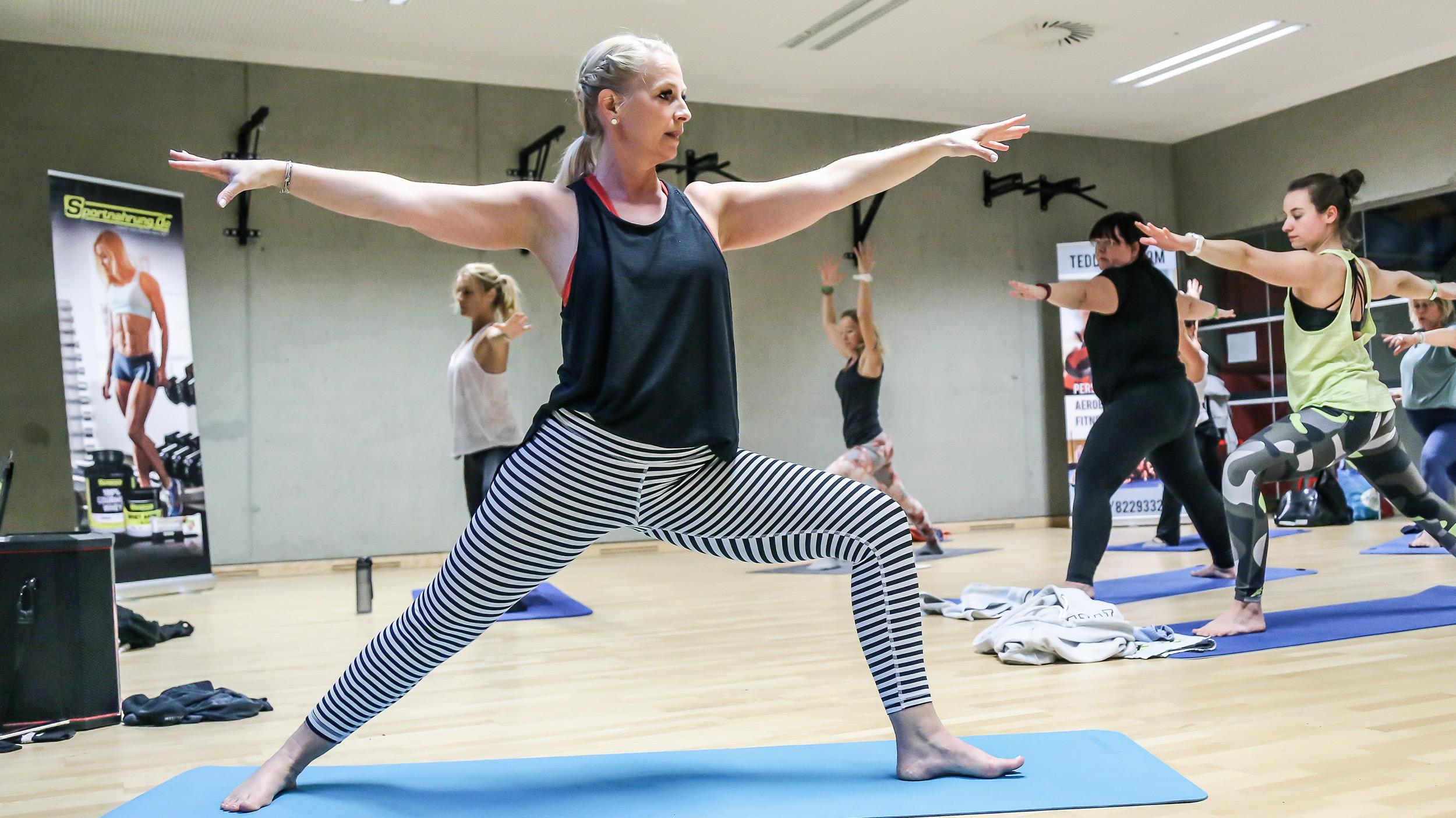 Yoga Dynamic Flow